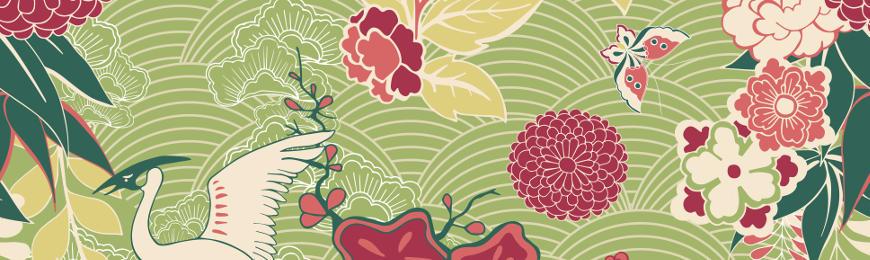 Art Deco Patterns by Wall Art Prints