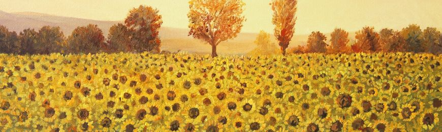 Landscape Paintings by Wall Art Prints