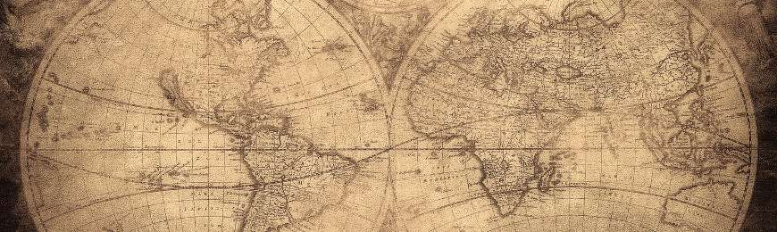 Map Art | Wall Art Prints