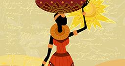 Wall Art Prints - African Art