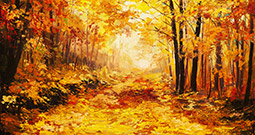 Wall Art Prints - Autumn Art