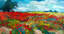 Wall Art Prints - Impressionist Art