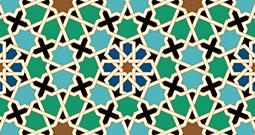 Wall Art Prints - Islamic Patterns