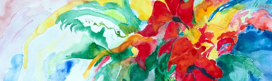 Watercolor Painting by Wall Art Prints